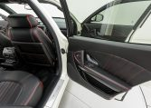 2012 Maserati Quattroporte Sport right rear passenger seating area picture