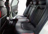 2012 Maserati Quattroporte Sport left rear passenger seat