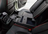 2012 Maserati Quattroporte Sport rear center console picture closeup