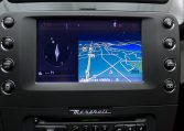 2012 Maserati Quattroporte Sport navigation screen picture