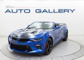Weston Auto Gallery 2016 Chevrolet Camaro 2SS Convertible
