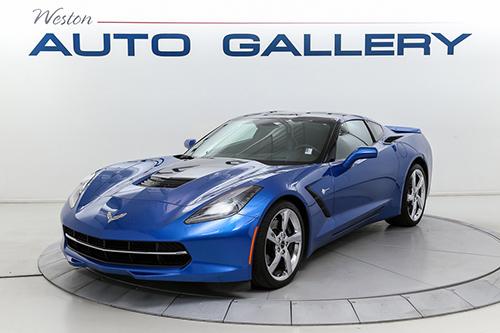 Corvette Launch Edition Weston Auto Gallery Consignments Fort Collins Colorado