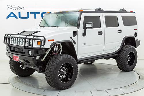 Hummer H2 Weston Auto Gallery Consignments Fort Collins Colorado