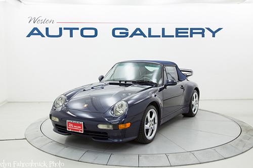 Porsche Carrerra 911 Weston Auto Gallery Consignments Fort Collins Colorado