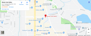 Weston Auto Gallery Fort Collins Colorado Pre-owned auto dealership google maps location - screenshot