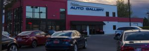 weston auto gallery storefront open late fort collins colorado