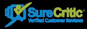 surecritic review logo